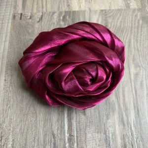 NEW Lane Bryant Fuchsia Pink Hair Pin Brooch